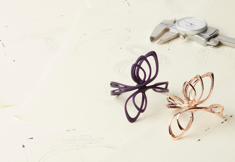 L'impression 3D avec le castable wax permet de réaliser des pièces très précises à des fins de fabrication de moules.