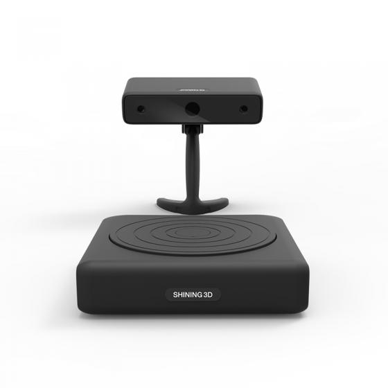 scanner de bureau 3d einscan s fablab inc. Black Bedroom Furniture Sets. Home Design Ideas